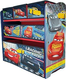 Disney Pouf Gonfiabile Cars rosso