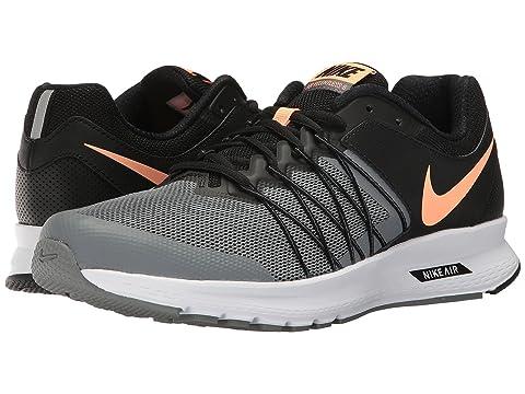 Nike Men's Air Relentless 6 Running Shoe White/Black