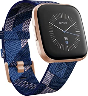 Fitbit Versa 2 Special Edition Health and Fitness Smart Watch with Heart Rate, Music,..