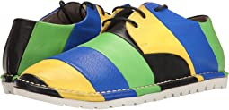 Blue/Black/Yellow/Green