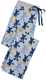 Disney Mickey Mouse Lounge Pants for Men, Size L