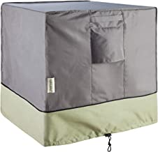 KylinLucky Air Conditioner Cover for Outside Units - AC Covers Fits up to 24 x 24 x 30 inches