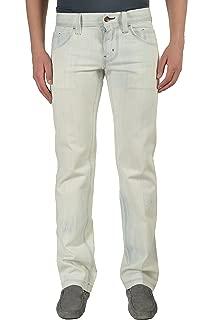 Dolce /& Gabbana Men/'s Blue Denim Cargo Casual Pants Size 28 30 32