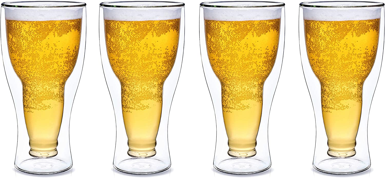 Dragon Glassware Beer Glasses Ranking TOP17 Attention brand Lead-Free Double Insulating Walle