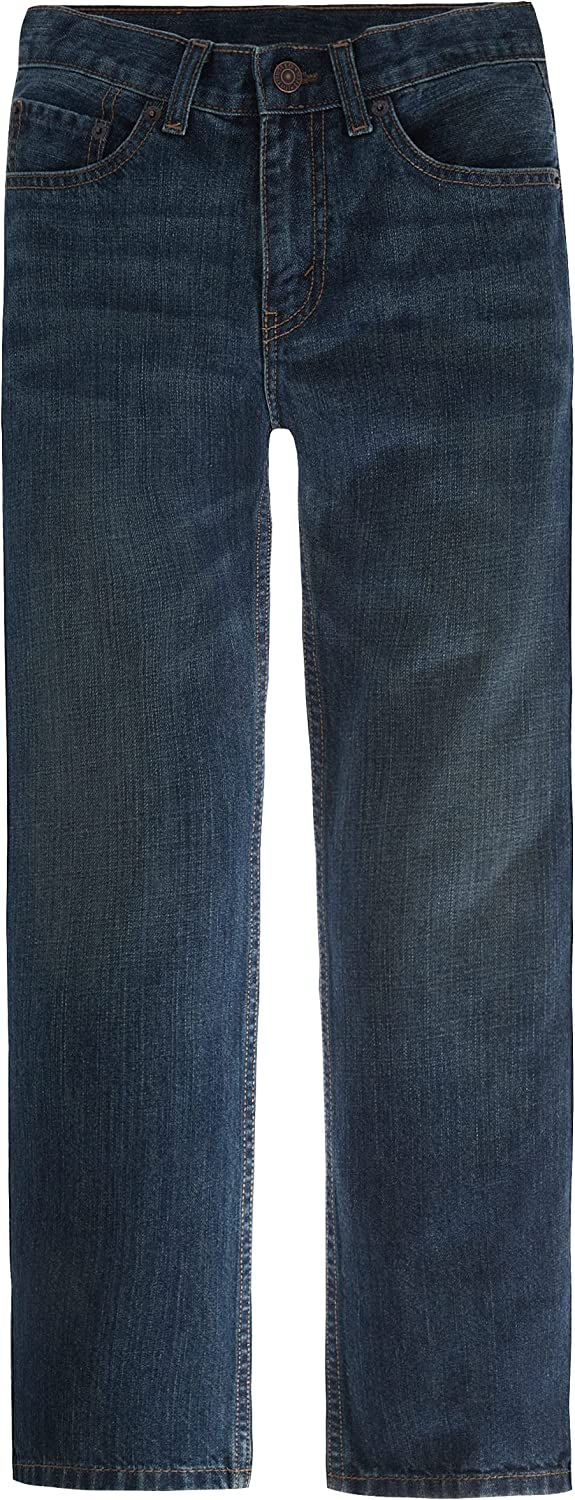 free shipping Max 54% OFF Levi's Boys' 505 Fit Regular Jeans