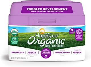 Happy Tot Organic Toddler Milk, 23.2 Ounce (Packaging May Vary)