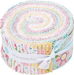 riley blake vintage baby fabric