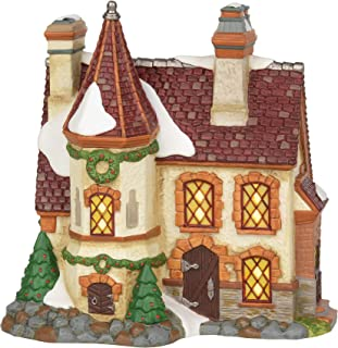 Department 56 Dickens Village Victorian Grange House Lit Building