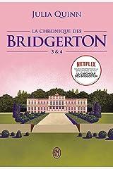 La chronique des Bridgerton (Tomes 3 & 4) (Littérature étrangère) Format Kindle