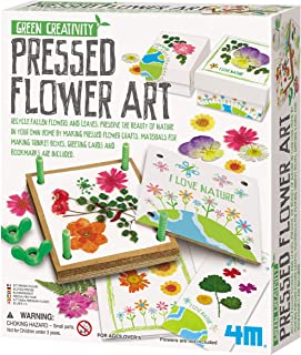 4M 4565 Pressed Flower Art Kit