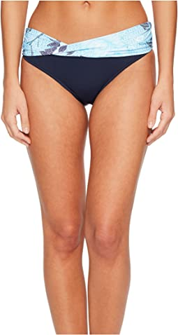 Seafolly - Bali Hai Twist Band Mini Hipster