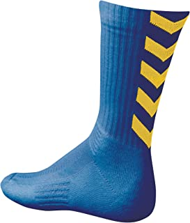 Chaussettes Authentic Indoor Hummel - Royal/Jaune
