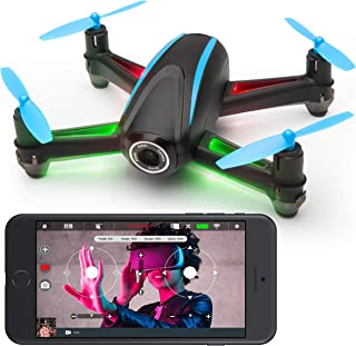 Force1 HD Drone with Camera RC Camera Drones for Kids & Pros - U34W Dragonfly Drone with Camera Live Video, Altitude Hold...