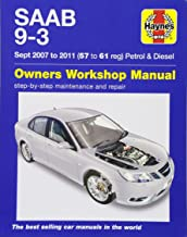 Saab 9-3 Petrol And Diesel Owners Workshop Manual: 2007-2011