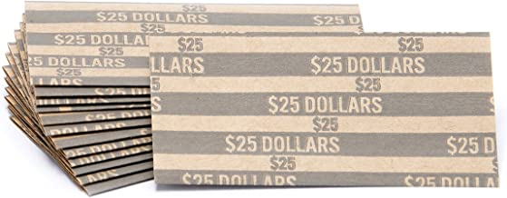 gold dollar coin wrappers