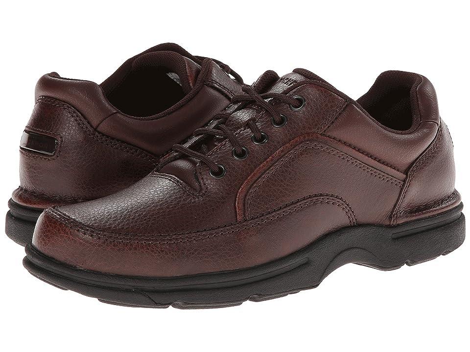 Rockport Eureka (Brown Leather) Men
