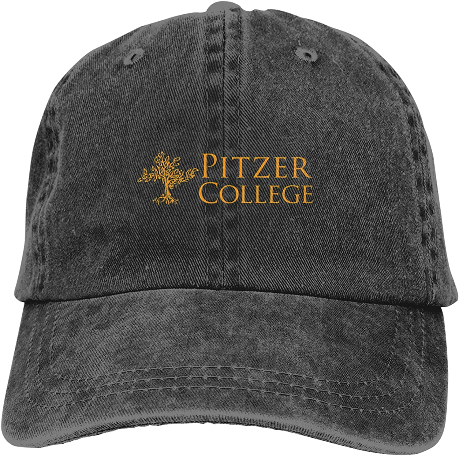 Yund Pitzer College Cap Students. Suitable Adjustabl for Max Houston Mall 57% OFF