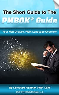 The Short Guide to the PMBOK Guide: Your Non-Drowsy, Plain-Language Overview