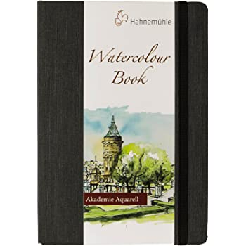 Hahnemuhle Watercolour Book - A5 Portrait, 30 Sheets