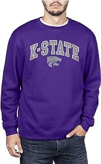 Top of the World NCAA Men's Team Color Crewneck Sweatshirt