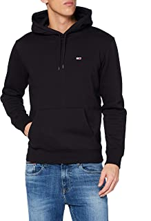 Tommy Jeans TJM Regular Fleece Hoodie Sudadera para Hombre