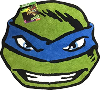 Nickelodeon Teenage Mutant Ninja Turtles Crash Landing Bath Rug