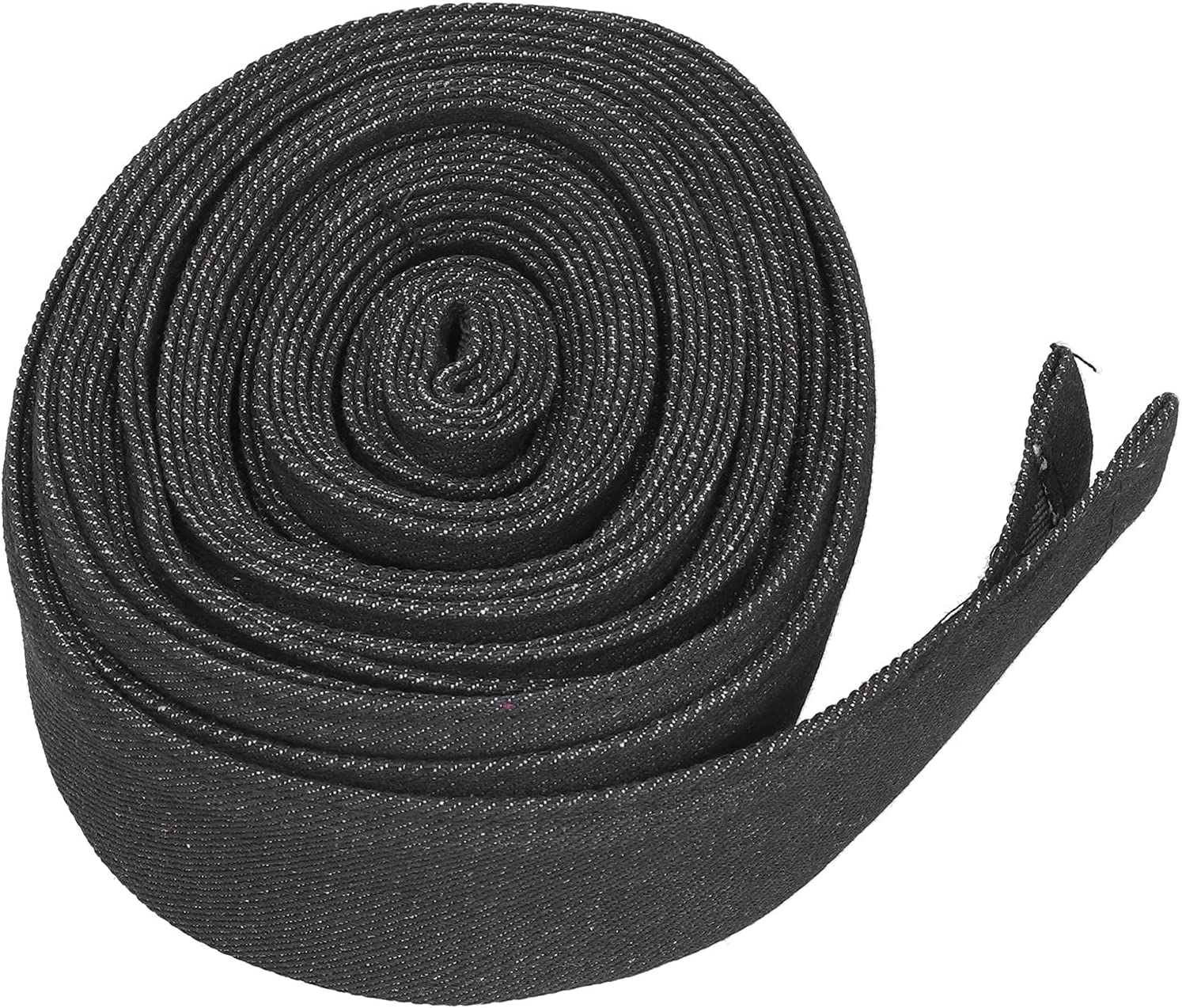 1 inch Max 88% OFF Cord Protector 24.6FT 7.5m Abrasion Brai Nylon Resistant Soldering