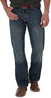 Wrangler Men's Retro Slim Fit Boot Cut Jean