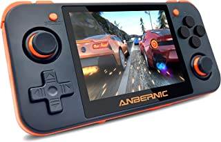 MJKJ Handheld Game Console ,RG350 Retro Game Console OpenDingux Tony System , Free with..
