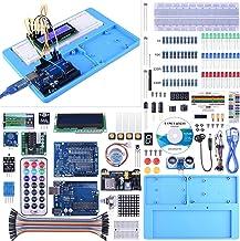 UNIROI Komplettes Ultimate Starter Kit, Upgraded Projekt Starter Kit für R3-Roboter Nano..