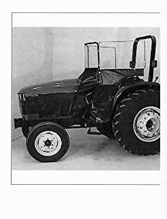 Tractor Heat Houser or Weather Brake Universal Large Tractor Side Entry 307020895