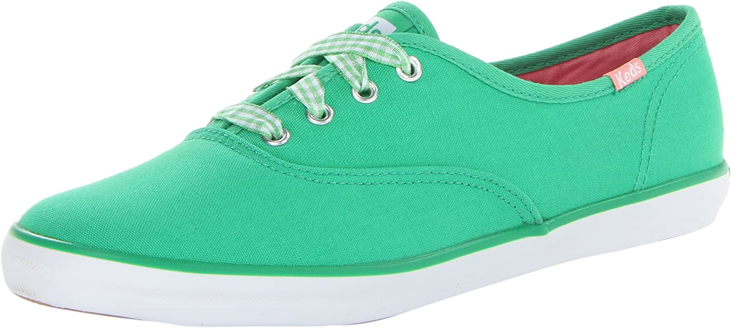 Keds Champion Oxford Sneaker Bright Green