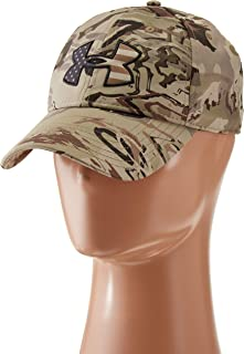 under armour camo hat american flag