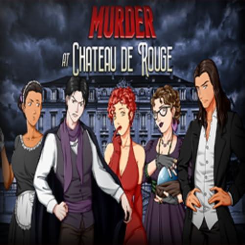 Murder at Chateau de Rouge
