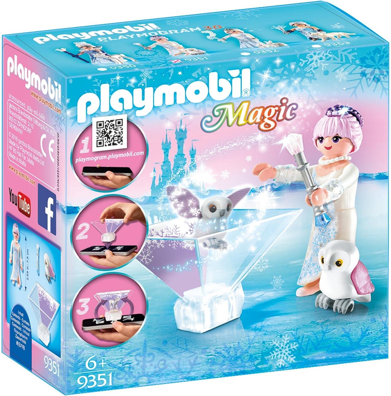 PLAYMOBIL 9351 Princess ice - flower Ranking TOP16 Super sale 2018 NEW
