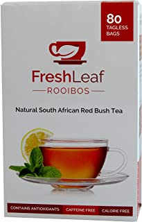 red tea detox for weight loss by FreshLeaf