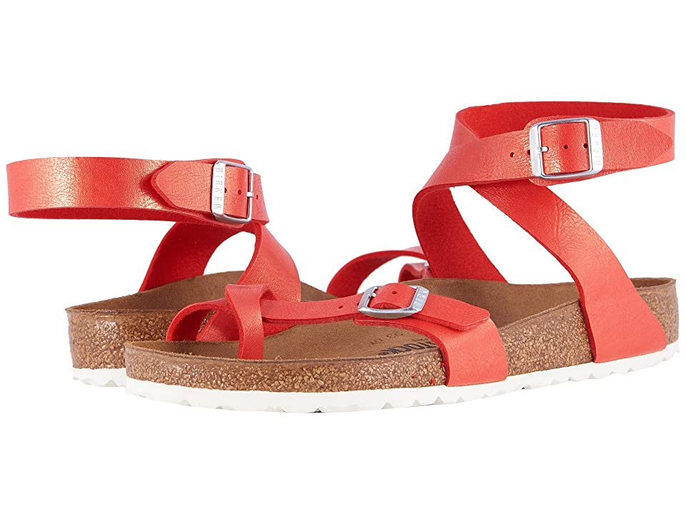 Birkenstock Yara (Graceful Hibiscus) Women