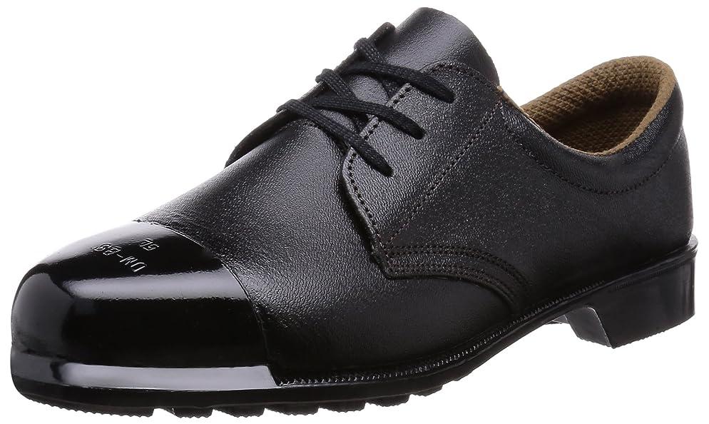 アルミニウムエピソード精神的に安全靴 JIS規格 短靴 FD11OS メンズ