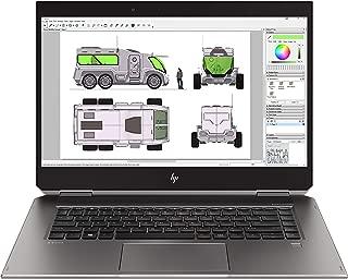 HP Zbook Studio X360 G5 15.6 英寸触摸屏 LCD 2 合 1 移动工作站 - 英特尔酷睿 i5(8 代)i5-8300H 四核 (4