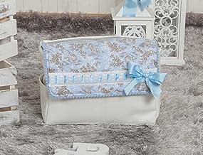 Babyline Toile - Bolso de silla de paseo, color azul