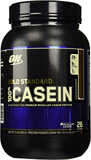 Optimum Nutrition, 100% Casein, Gold Standard, Chocolate Supreme, 2 lbs (909 g)