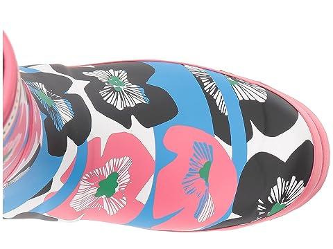 Hunter Original Floral Stripe Short Rain Boot Select a Size