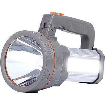 AF-WAN Recargable 7000 Lúmenes Potentes linternas LED Linternas ...