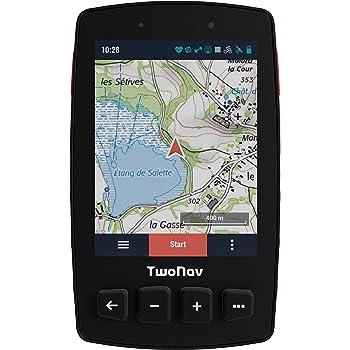 TwoNav - Trail 2 Bike GPS Bicicleta Ciclismo con Pantalla de 3.7 ...