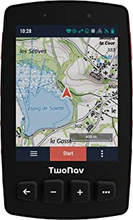 TwoNav - Trail 2 Bike GPS Bicicleta Ciclismo con Pantalla de