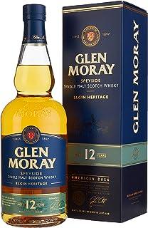 Glen Moray Single Malt Whisky, Elgin Heritage, 12yrs 1 x 0.7 l