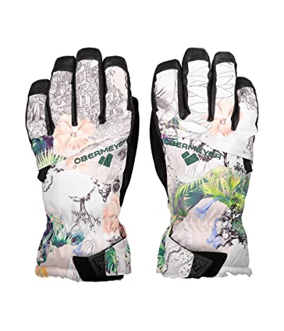 Obermeyer Kids Lava Gloves (Little Kids/Big Kids) (Tell Me A Story) Extreme Cold Weather Gloves