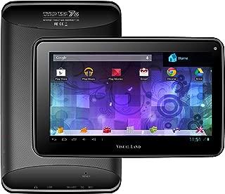 Visual Land Prestige 7G 8GB with Google Play- Black