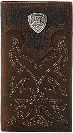 Ariat - Ariat Shield Boot Stitch Rodeo Wallet
