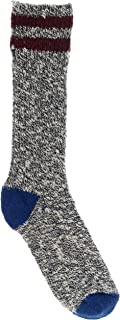 Woolrich Women's Plus Size Cotton Camp Socks, USA Made